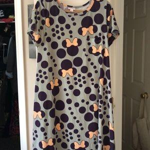 Minnie lularoe dress